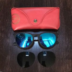 Ray-Ban Erika sunglasses with extra set of lenses